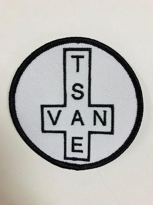 East Van Inverted Cross Patch