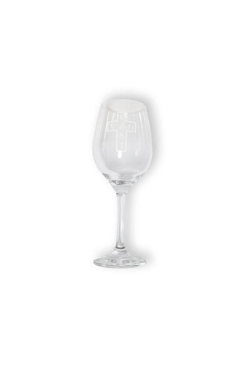 East Van Wine Glass