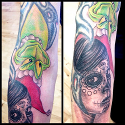 Tattoos by James Cramer