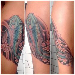 Tattoos by Phil Terris