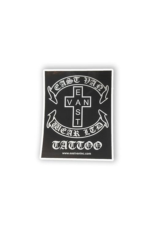 East Van Wear Sticker