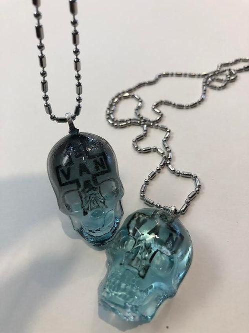 Death Head Skull Necklace