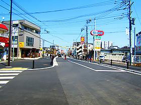 西東京都市計画道路3・4・21号線 道路築造工事(1工区)及び電線共同溝整備工事(2工区)