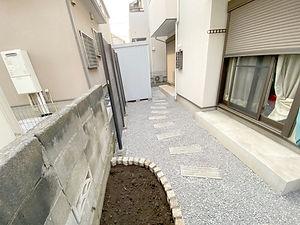 02)西東京市#ガーデンリフォーム#庭#アフター#防草対策.jpg