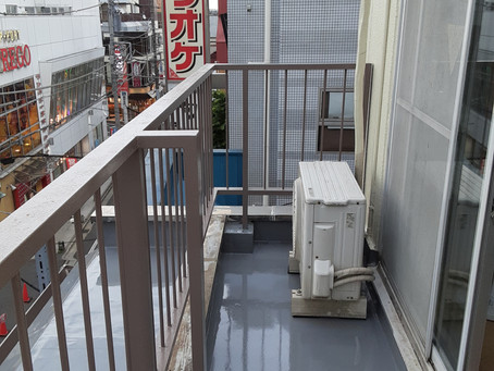2020年7月 西東京市Sビル改修①