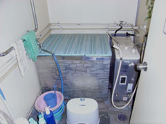浴槽交換工事