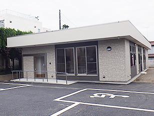 西東京市向台町 福祉施設新築工事(木造平屋建て)