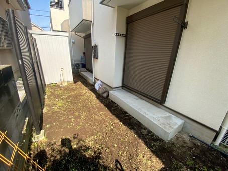 2020年4月20日 西東京市 A邸