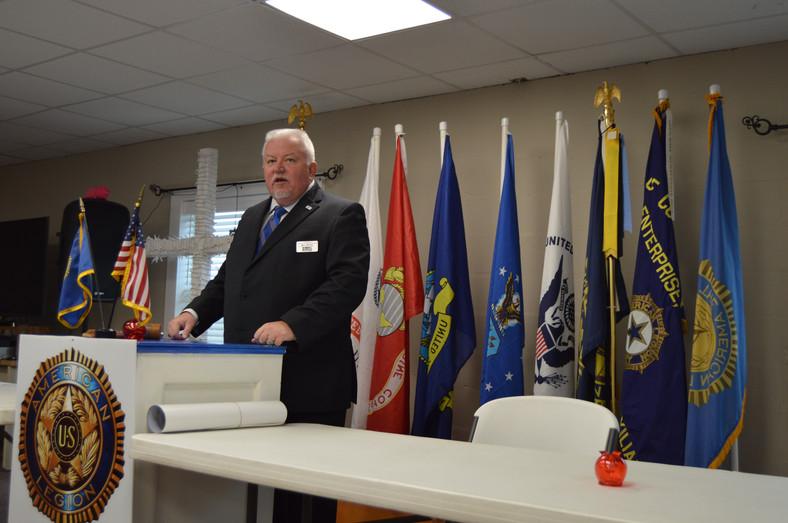 Bill Baker, Chairman of the Military & V