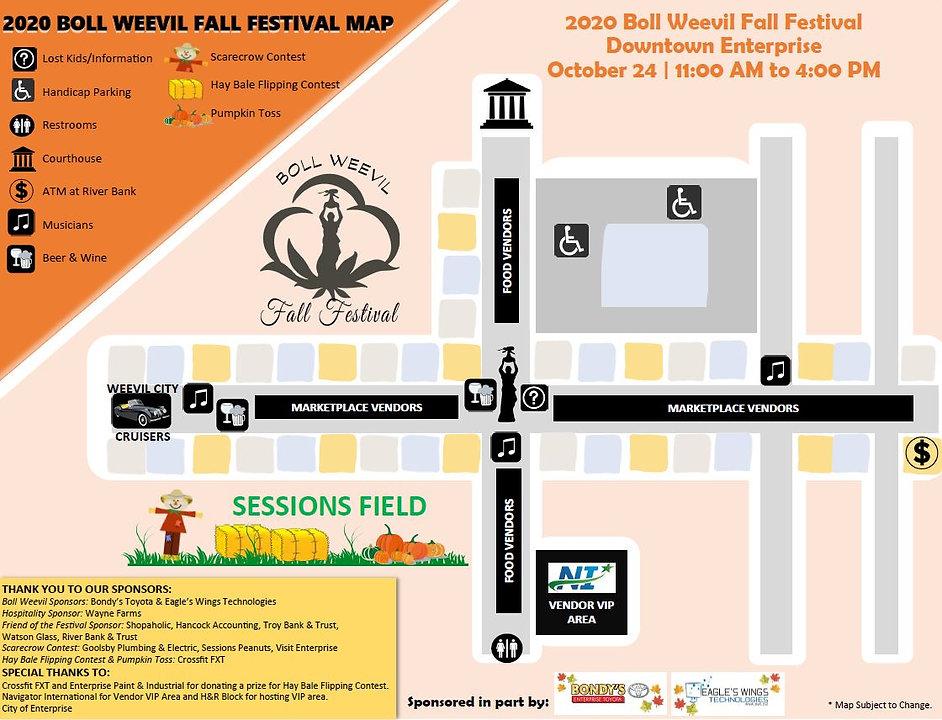 BWFF Map