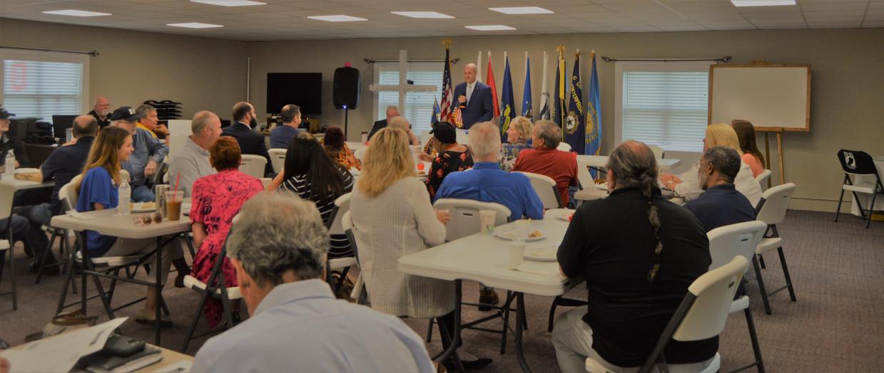 Military & Veteran Affairs Quarterly Bre