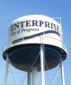 Enterprise - The City of Progress