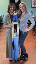 Travel Trophy Winner!