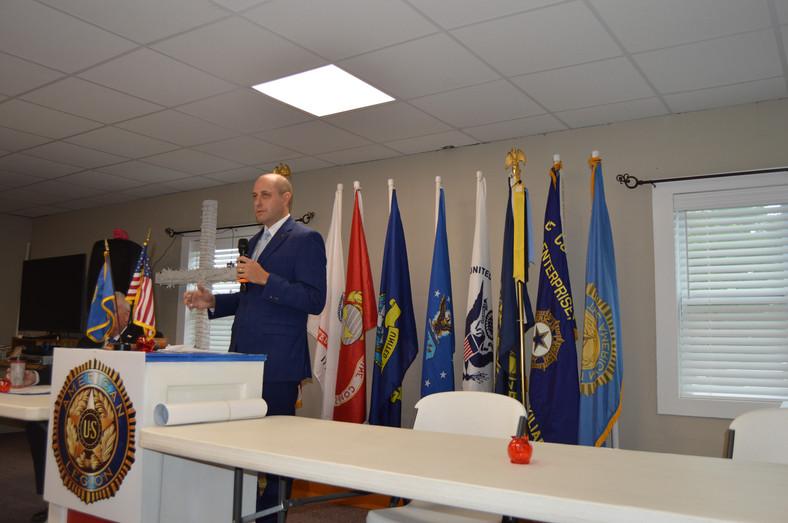Jonathan Tullos, City Administrator
