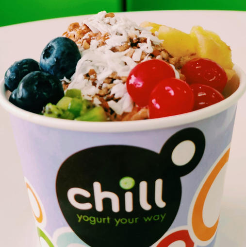 Chill FroYo & More