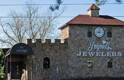 Ingrid's Jewelers and The Castle Cafe