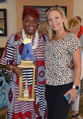 Ambassador of the Month, Charlene Swann