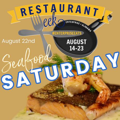 Seafood Saturday