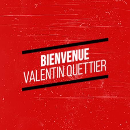 Valentin Quettier est un Redwolves !