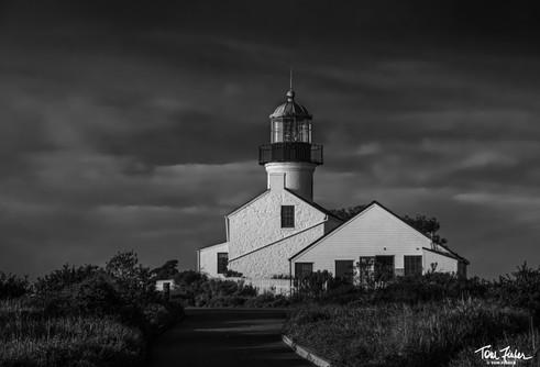 Pt Lomas Lighthouse