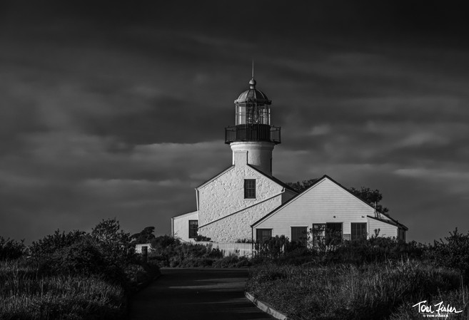 Pt Lomas Lighthouse