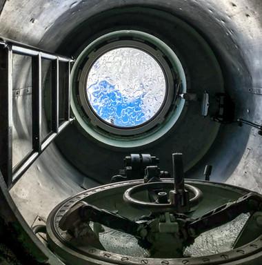 Submarine Exit