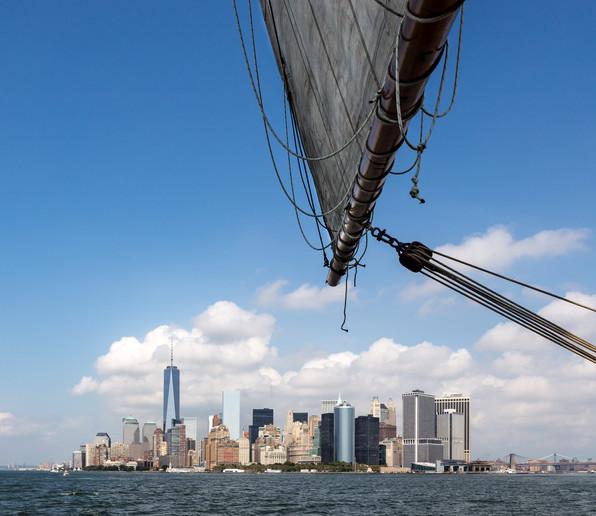 Sailing From Manhattan