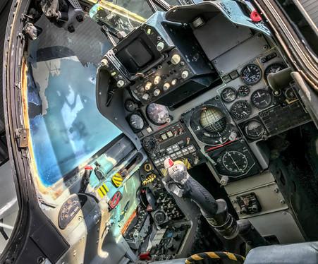 Kfir Cockpit