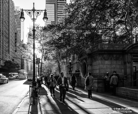 42nd Street Sunrise