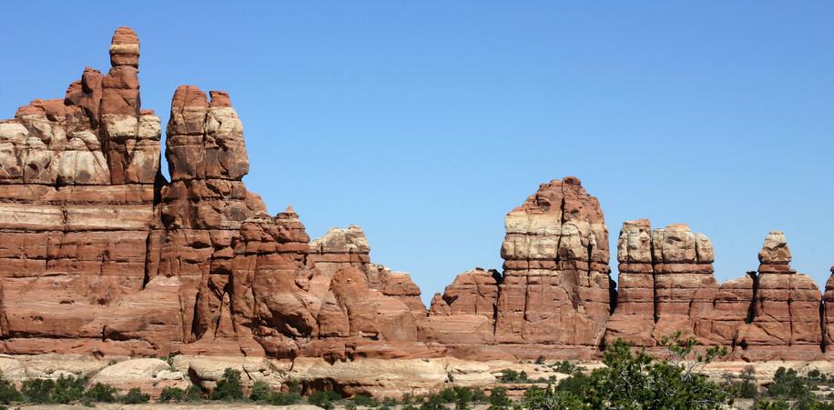 Canyonlands Wall