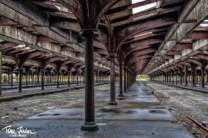 Jersey City Rail Terminal