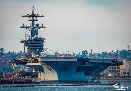 USS Theodore Roosevelt