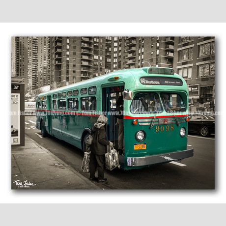 Bus Out of The Past