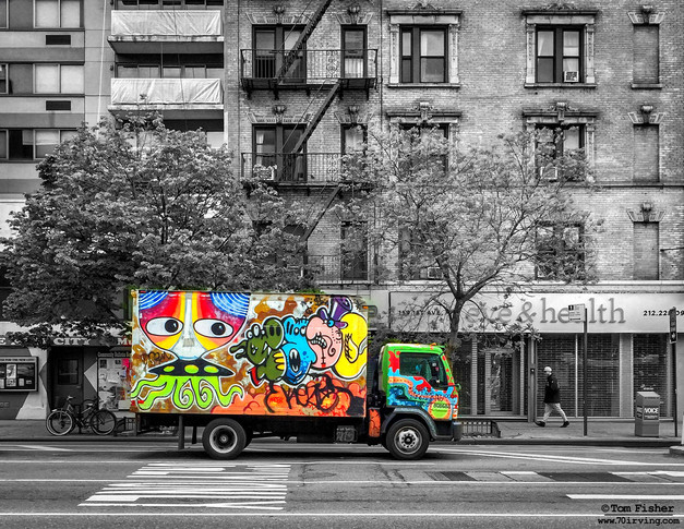 Colorful Delivery