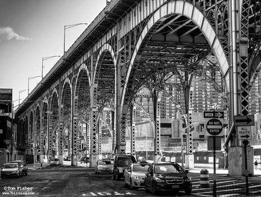 Under the West Side Highway