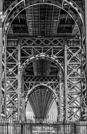 Under the Williamsburg Bridge