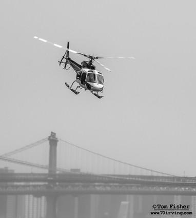 Heliport Landing