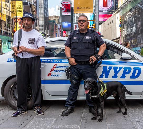 Three Cops