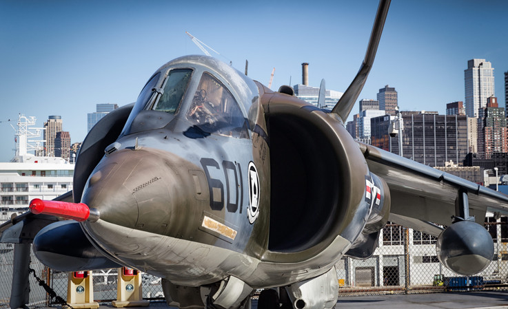 AV-8C Harrier