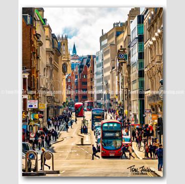 San Francisco in London