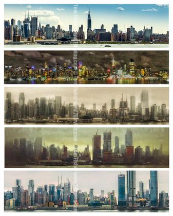 Skyline Metamorphosis