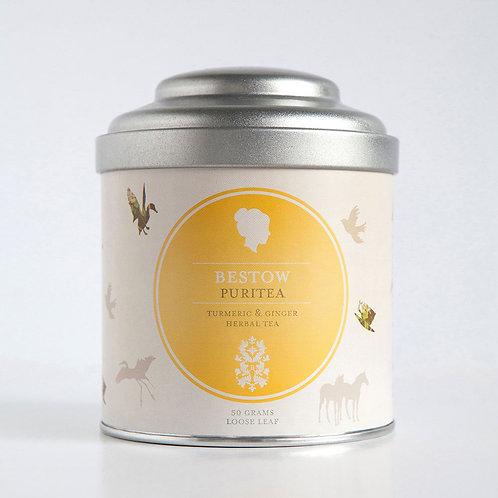 Bestow Organic Tea Puritea 50g