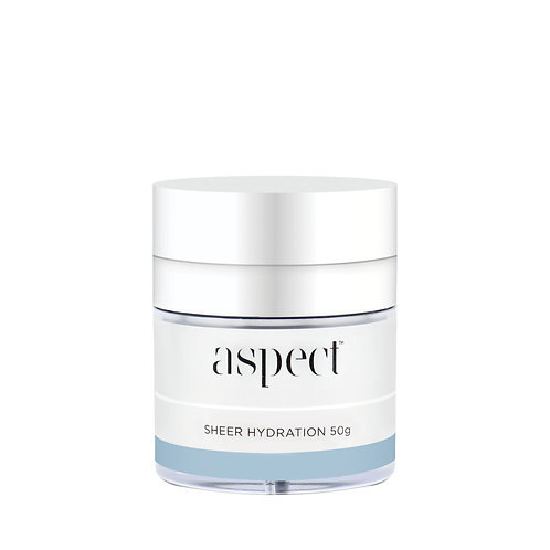 Aspect Sheer Hydration Moisturiser