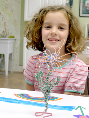 Home School Art Classes