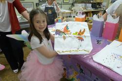 My little fairy Birthday party