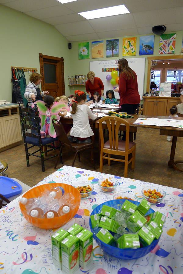 KidzArt Birthday Parties