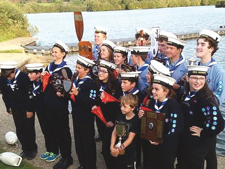 Hamble Sea Scout Group