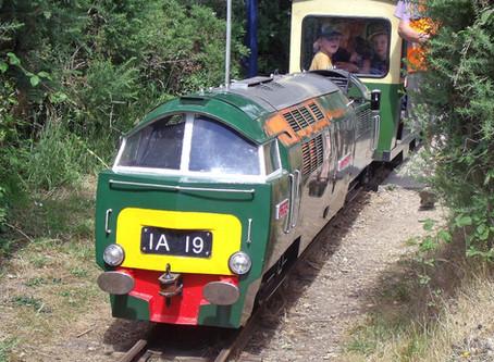 Royal Victoria Railway
