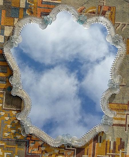 Ab Fab Murano Mirror