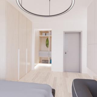 Vizualizácia interiéru - detská izba